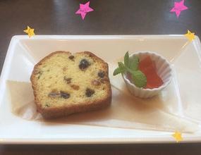 ハロハロスイーツ第7弾塩パウンドケーキ